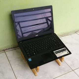 Acer Aspire one 14 Super Tipis Super mulus Hardisk 500gb