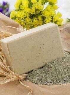 Bentonite Soap