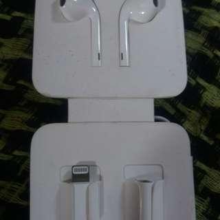 Original Iphone 7 Earphones