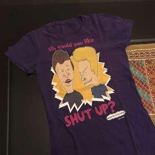 """Beavis & Butt-head """"could you like?"""" T-shirt"""