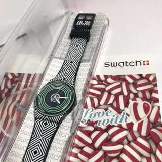Swatch 極致圖騰手錶 #幫你省運費  #剁手時尚