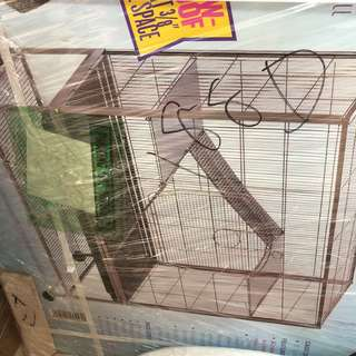 Critter Cage for Parrot model 495 direct from USA