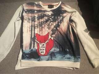 Lovely fox hoodie