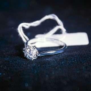 特色可轉動指環 戒指