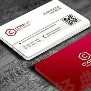 Cheapest in Market!!! Name card business card printing, round, quality NOT compromised