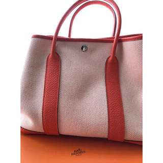 Hermes Bag (gardenparty36)