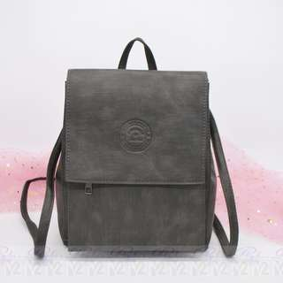 PhoebesXM2 High Quality Korean 2 way Backpack Sling Bag 5681