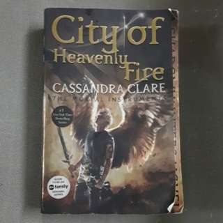 City of Heavenly Fire (The Mortal Instruments) Author:CASSANDRA CLARE
