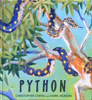 Python by Christopher Cheng and Mark Jackson