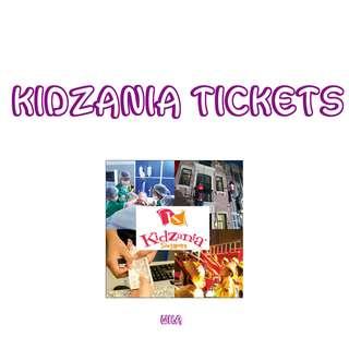 🚚 CHEAP Kidzania Ticket - Limited Stocks!