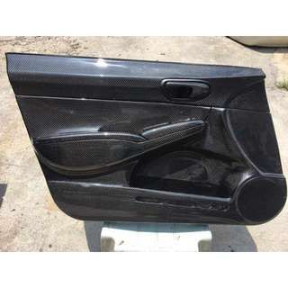 CF Honda Civic FD door panel