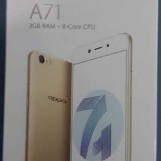 Oppo A71 bisa dicicil, kredit tanpa kartu kredit