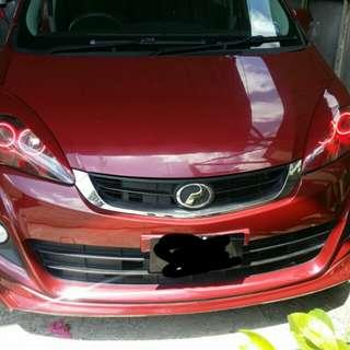 Perodua Alza 1.5 (a) 2010