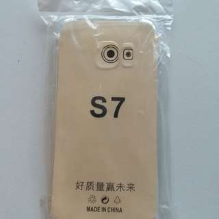 Jelly anticrack Samsung S7 flat