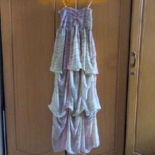 Long Dress Ombre