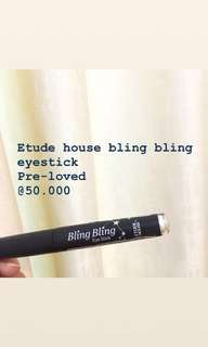 Etude house bling bling eyestick
