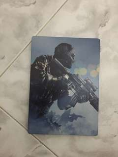 Xbox 360 call of duty ghost steelbook