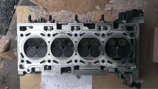 Evo X 4B11T Complete Cylinder Head
