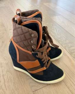 Chloe high top shoes 37