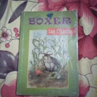 Boxer : Ian Charlton