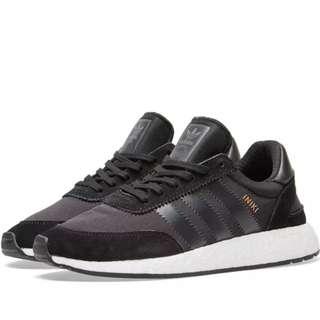Deadstock Adidas Iniki Black