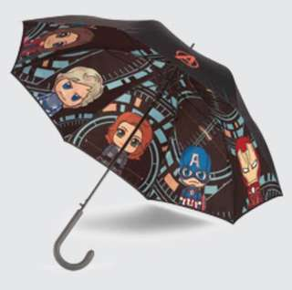 Marvel umbrella (Cosbaby by Hot Toys)