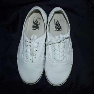 Vans Authentic White (Clean)