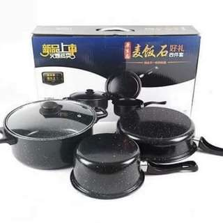 Medical Stone Cook Ware