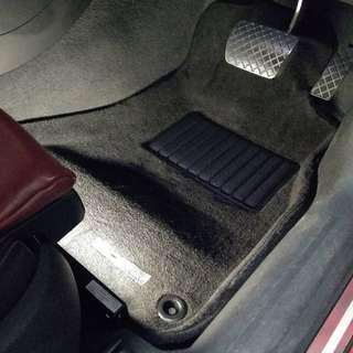 3D Maxpider Car Mat - Audi A4