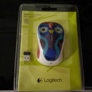 wireless  mouse play collection m238