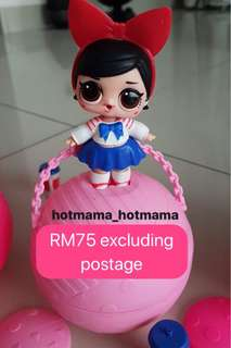 LOL Surprise Doll AUTHENTIC