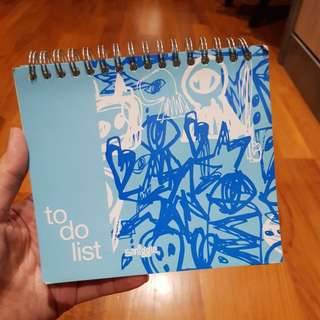 Smiggle To-do list (planner)