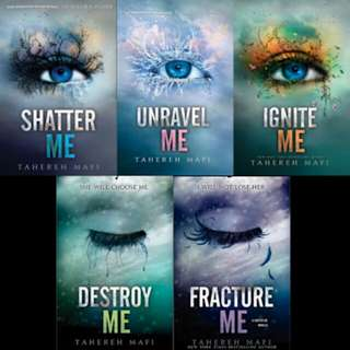 FREE! Shatter Me Series!
