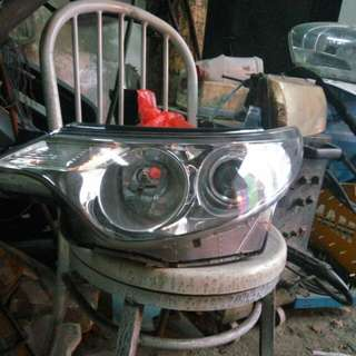 Headlamp Toyota estima set