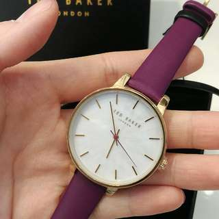 Ted baker皮帶錶