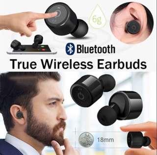 True Wireless Earphone