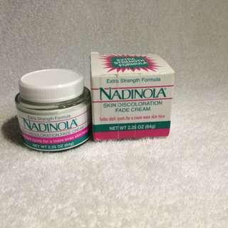Nadinola Skin Discoloration fading Cream