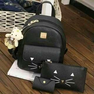Korean fashion bag [3 in 1]