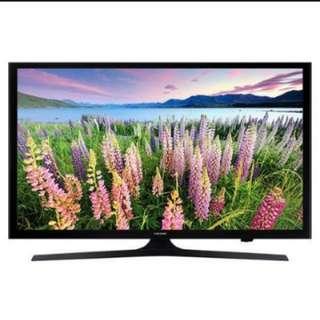 Samsung 49 TV Smart TV FHD with WiFI UA49J5200AK (Negotiable)