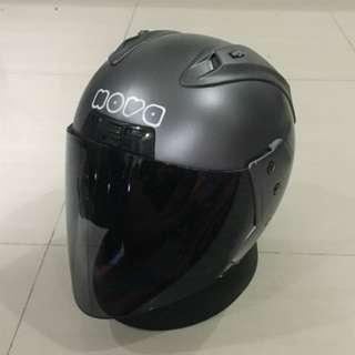 Nova Helmet (Matte Grey)