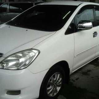 Toyota Kijang Innova V AT 2011 bensin