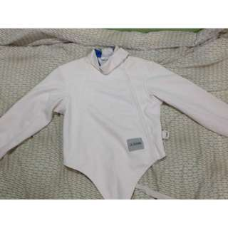 Fencing outfit/gear/suit (size S)