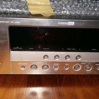 Yamaha RX V361 AV 5.1 channel wif subwoofer output