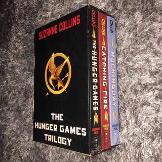 The Hunger Games Trilogy [Boxed Set]