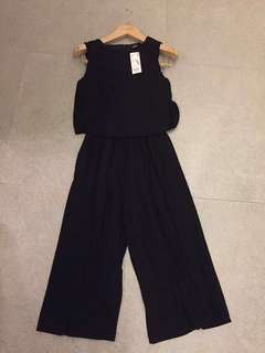 Black Jumpsuits by Uniqlo