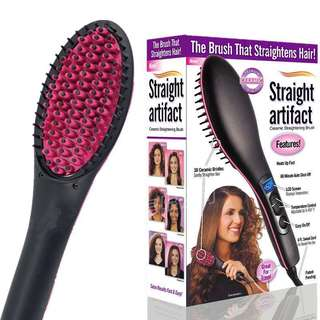 Hair Straightener Comb