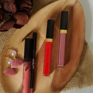 Lipstick - chanel + kylie