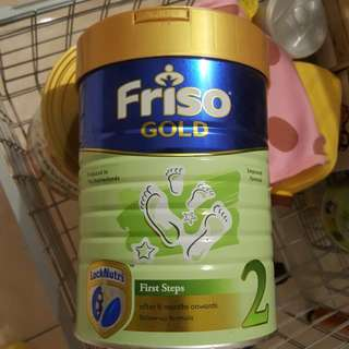 Friso GOLD Stage 2 900g