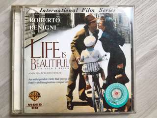 Life is Beautiful (VCD)