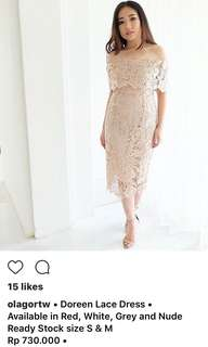 PARTY LACE DRESS PREMIUM